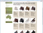 PIANOS FIRST WEBSITE